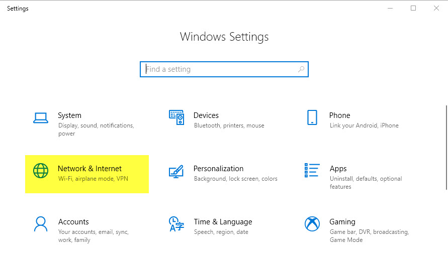 windows 10 how to turn off password protection